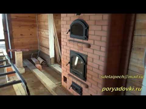 Каминопечь в Карлуке со сквозной топкой  33 печь в 2019 году