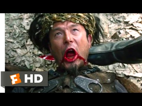 The Man With The Iron Fists (2012) - The X-Blade Scene (2/10) | Movieclips