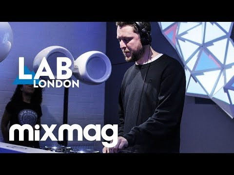 GEORGE FITZGERALD in The Lab LDN