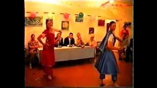 Танец на песню Asha Bhosle из к/ф Такой лжец