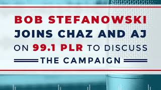 Video Interview with Chaz and AJ 99.1 PLR  4/13 - Bob for Governor download MP3, 3GP, MP4, WEBM, AVI, FLV November 2018