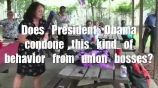 Does President Obama Condone This? thumbnail
