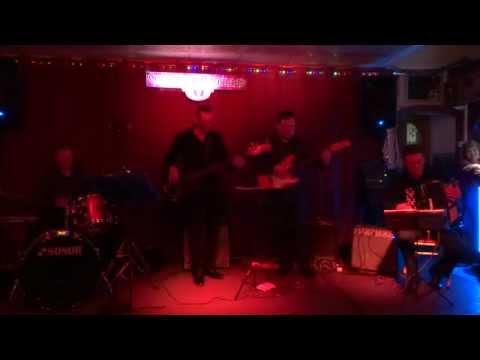 MAIN STREET(французский аккордеон) - Song for Joss (Кафе Соборная Площадь 21.02.2015)