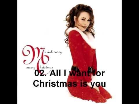 Mariah Carey- Merry Ch... Mariah Carey Merry Christmas