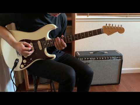 L'indécis - Soulful - Guitar Solo Cover