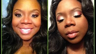Peppermint and Winter Inspired Makeup Tutorial Thumbnail