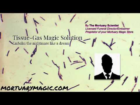 Download Embalming Tissue Gas -Training Video