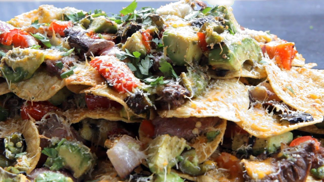 To Make the Ultimate Grilled Steak Nachos - Recipe - Lions Gas Grill ...