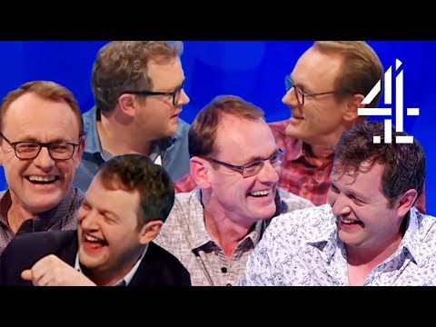 Sean Lock & Miles Jupp Funniest Moments! The FULL BROMANCE   8 Out of 10 Cats Does Countdown