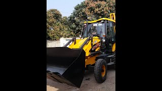 New Jcb 3dx XTRA eco Xcellence First Ride.