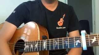 Say you do - Tiên Tiên - Hướng dẫn Guitar (Hợp âm + Intro) [Full]