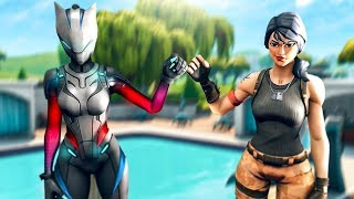 🔴 FORTNITE LOOKING FOR PEOPLE TO PLAY ARENA- MISTER HAPPY