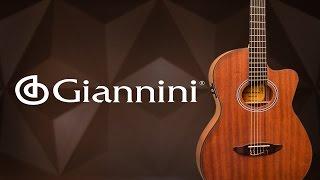 Giannini | Review Violão GNF-8R CEQ