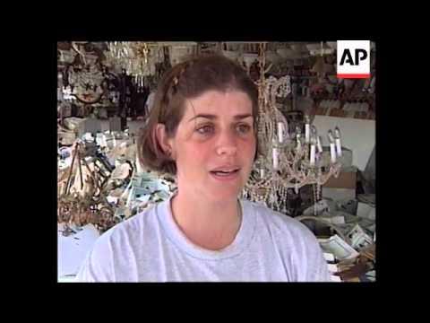 PUERTO RICO: HURRICANE GEORGE WREAKS HAVOC (2)