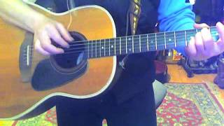 """so in love"" guitar pick- beginner"