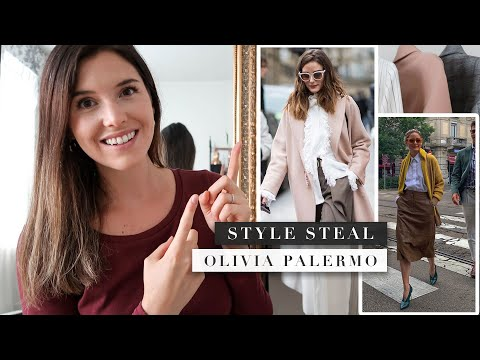 Get The Look: Olivia Palermo Style Steal, Shop Your Closet | By Erin Elizabeth