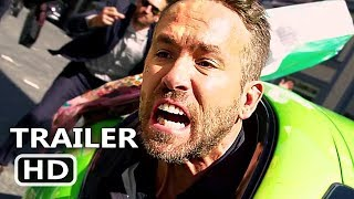 6 UNDERGROUND Trailer 2 (2019) Ryan Reynolds Movie