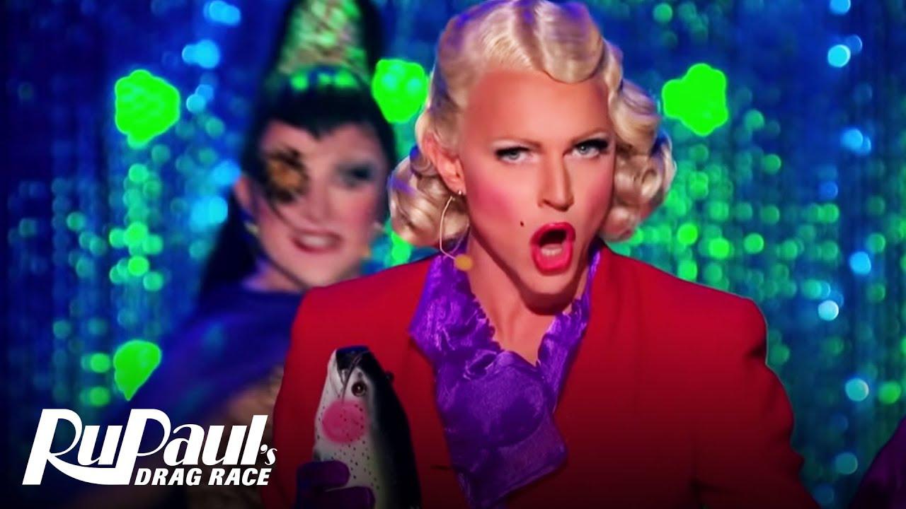 Shade: The Rusical | Season 6 Vault Clip | Rupaul's Drag Race