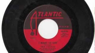 "Van Trevor - ""I Want To Cry"" (1963 pop A-side)"