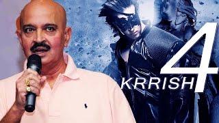 Rakesh roshan reveals details of hrithik roshan's krrish 4