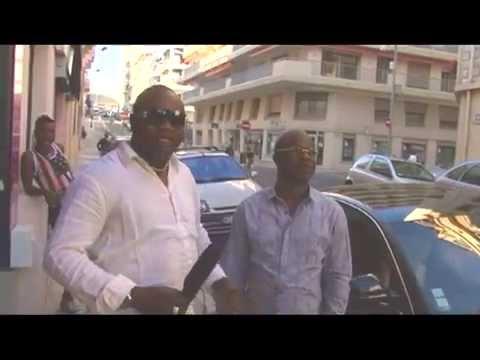 spécial 30 juin à Nice avec les comediens  congolais
