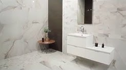 The finest calacatta marble inspired ceramics - Calacata & Palace Calacata by Grespania