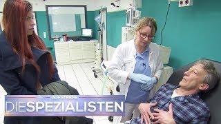 Seit mehreren Wochen Schluckauf! Kann Birgit Maas helfen? | Die Spezialisten | SAT.1 TV