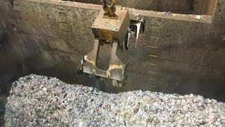 Переработка мусора в Японии. Сжигание (утилизация) отходов / Видео