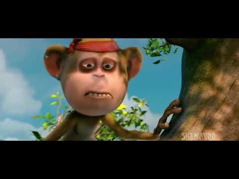 A New Animated cartoon funny movie