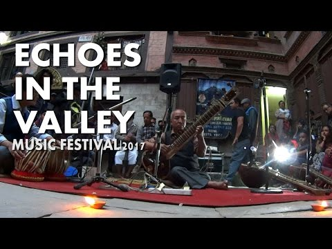 ECHOES IN THE VALLEY - Tara Bir Singh Tuladhar : Sitar