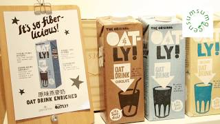 oatly proteindryck