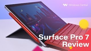 Surface Pro 7 Review - Is This Perfect?