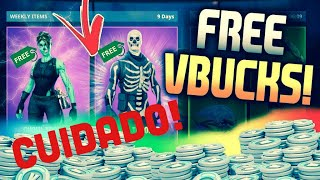 FREE PAVO GENERATOR FOR FORTNITE, DO THEY WORK? The truth!