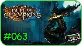 Duel of Champions # 63 ► Direkter Schadens-Tod  | Let's Play Might & Magic Duel of Champions