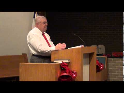 "Pastor William Kerr: ""Mother Superior?"" Luke 1:26-28"