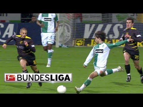 Top 10 Bundesliga Goals of All Time