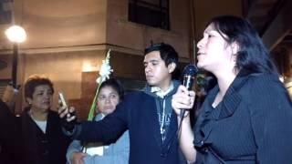 2016 de setiembre 12 - Testimonio deGisella Sanchez, víctima del terrorismo