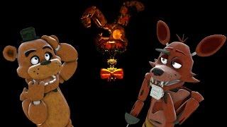 FREDDY AND FOXY REACT TO: Jack-o-Bonnie