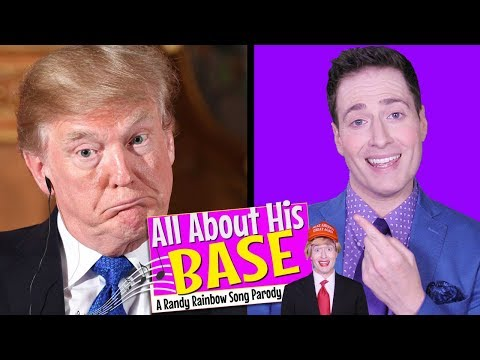 ALL ABOUT HIS BASE - Randy Rainbow Song...