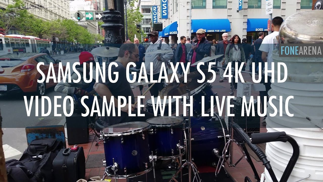 Samsung releases 4k video samples shot using the galaxy s7 and s7.