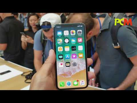 iPhone X/10 hands-on live from Apple Event 2017 iphone 8 leaks rumors iphone 8 prototype