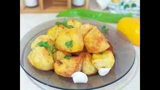 Хрустящая картошка/ Картошка с корочкой/ Как приготовить картофель/ Potatoes