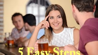 5 Easy Steps How to Ask a Girl on a First Date