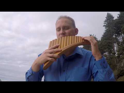 New Pan Flute Commercial - Serenity - Sean Koreski