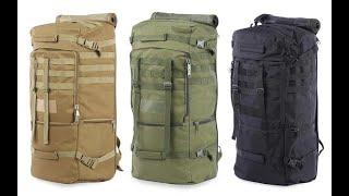 Крутая сумка рюкзак с Алиэкспресс (Тактическая сумка-рюкзак)(, 2017-03-25T08:01:49.000Z)