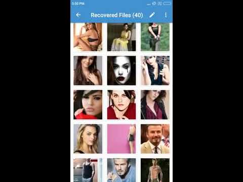 How To Find & Recover Lost Files In Android ? (Gallery Locker App)