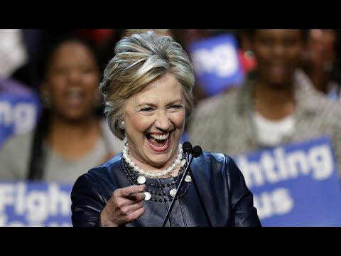 Hillary Clinton Will Campaign For Democrats In 2018