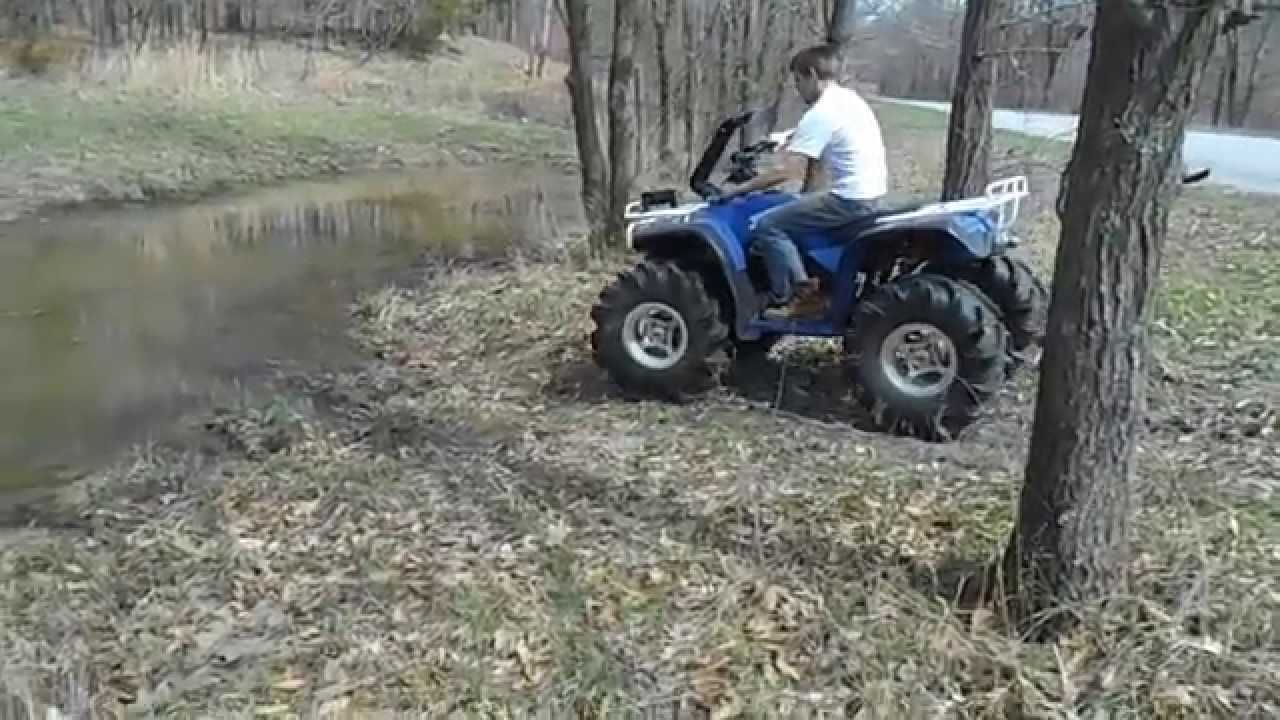 Testing The Honda 300 With 54 Gear Reduction 4 Lift