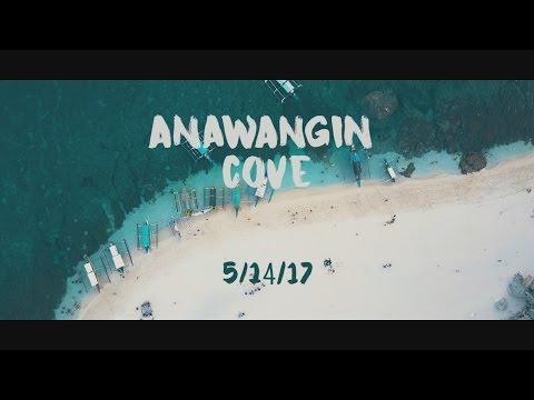 ANAWANGIN COVE TRAVEL VLOG 2017 | Erika Rabara X John Manalo | PHILIPPINES