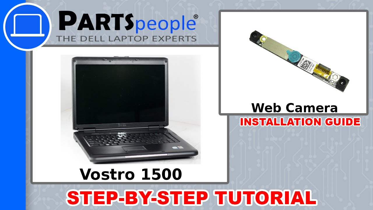 Dell vostro 1500 dvd optical drive replacement video tutorial.